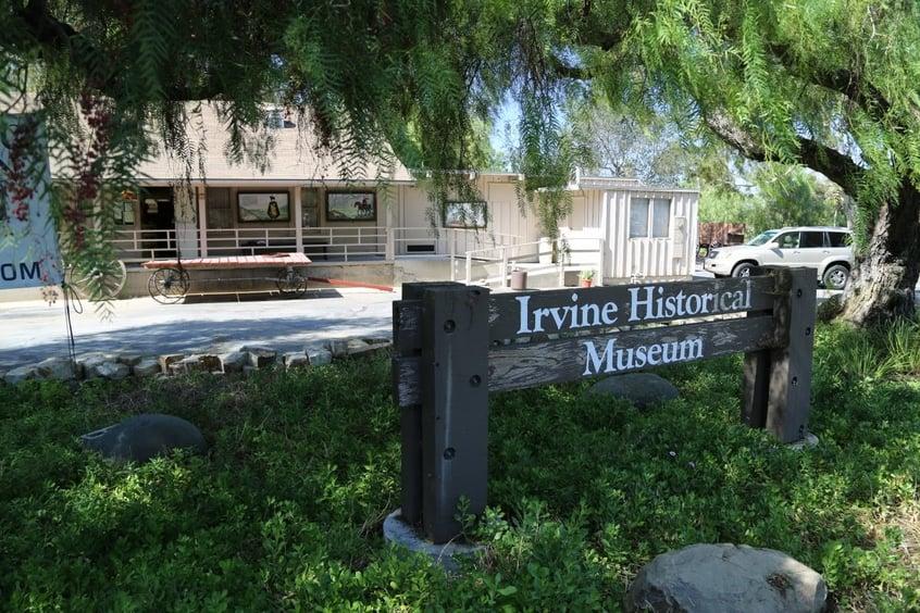 Irvine Historical Society