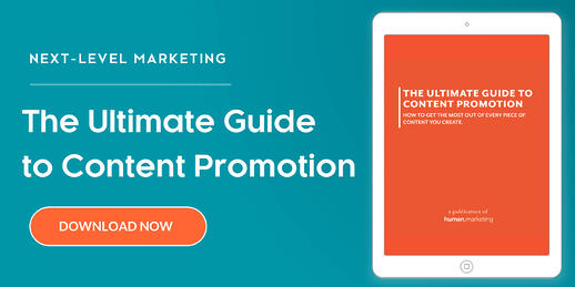 The Ultimate Guide to Content Promotion