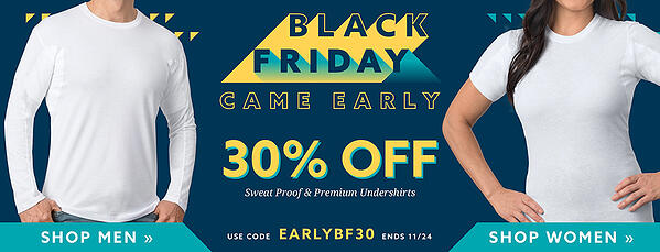 Promote early Access Black Friday Deals