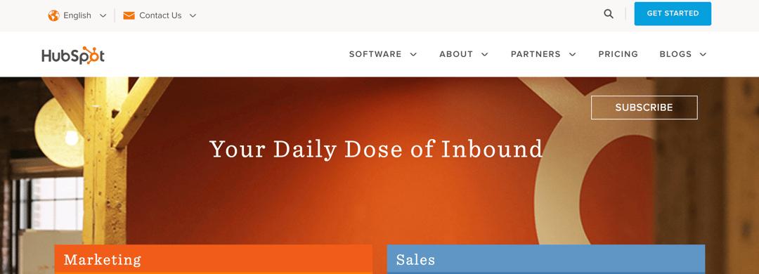 Inbound Marketing Blog H1