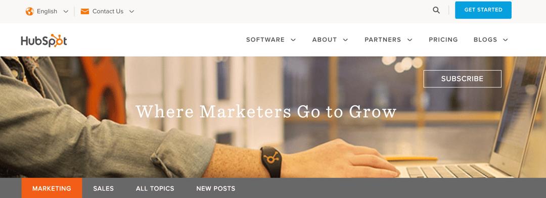 Marketing Blog H1